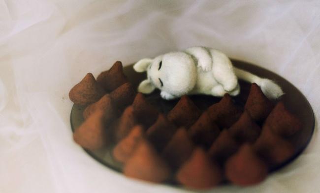 3 рецепта магического кофе от Муми-троллей
