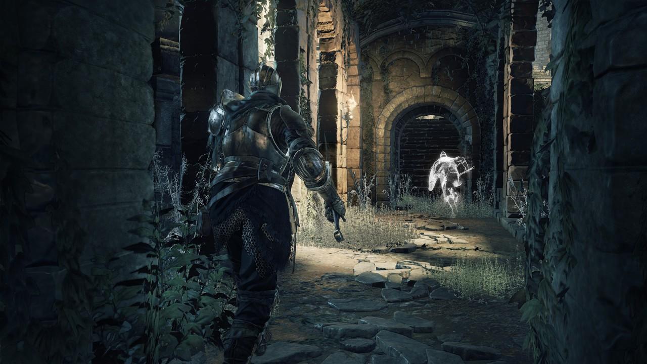 Фото: Новые скриншоты Dark Souls 3 в HD