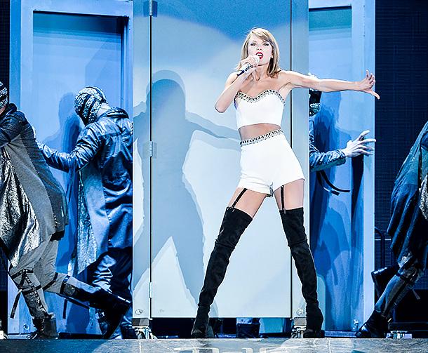 Тейлор Свифт - самая высокооплачиваемая звезда музыки