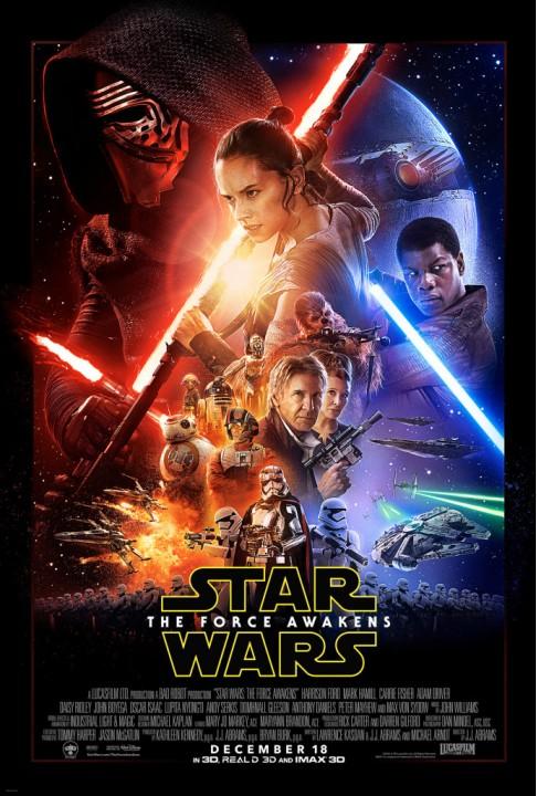 """Появился официальный постер """"Звездных войн VII"""""""