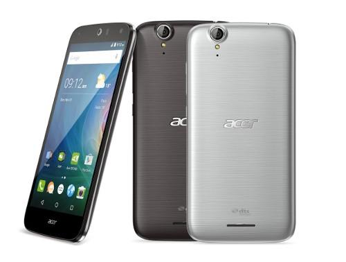 Acer Liquid Z630 может подзаряжать другие смартфоны