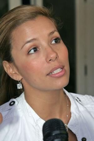Ева Лонгория без макияжа (ФОТО)