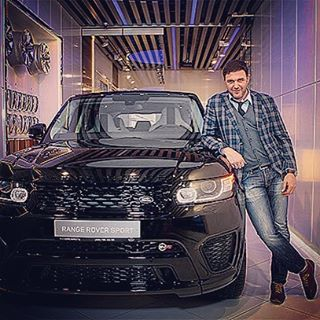 Виторган приобрел свежий авто (ФОТО)