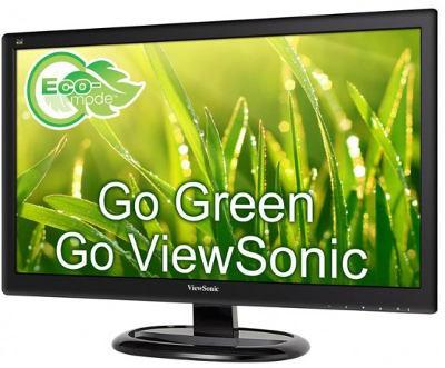 Фото: ViewSonic VA65: серия экономных дисплеев для ПК