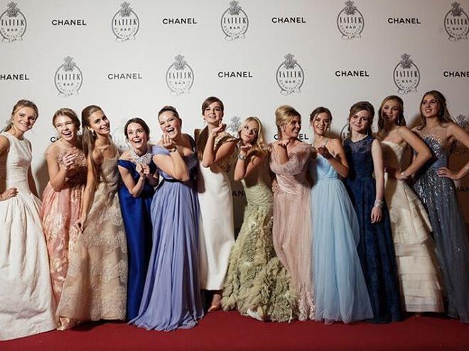 Дочь Веры Брежневой на Банкету дебютанток (ФОТО)