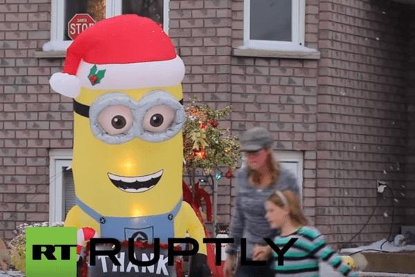 Сострадание по-канадски: Рождество для погибающего парня