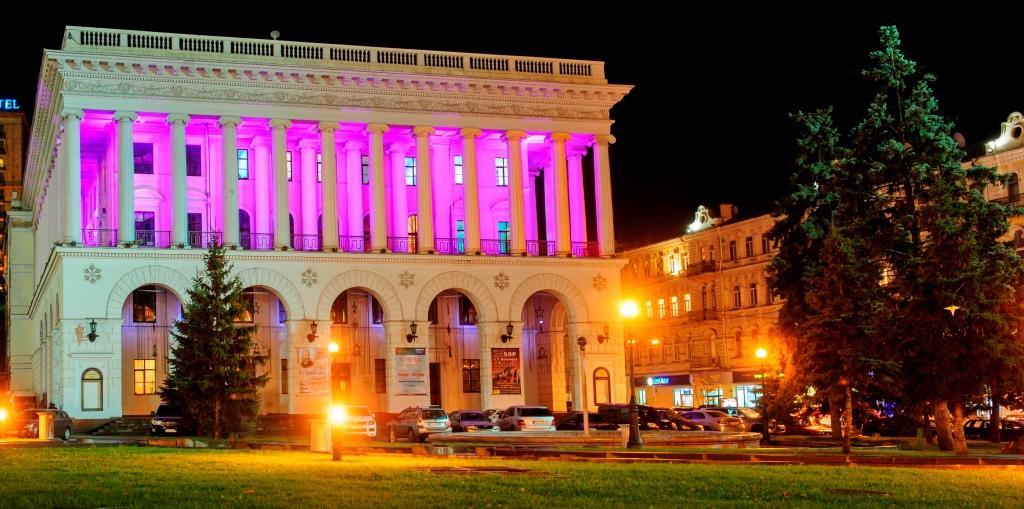 Киев вновь поддержит Глобальный год войны с раком