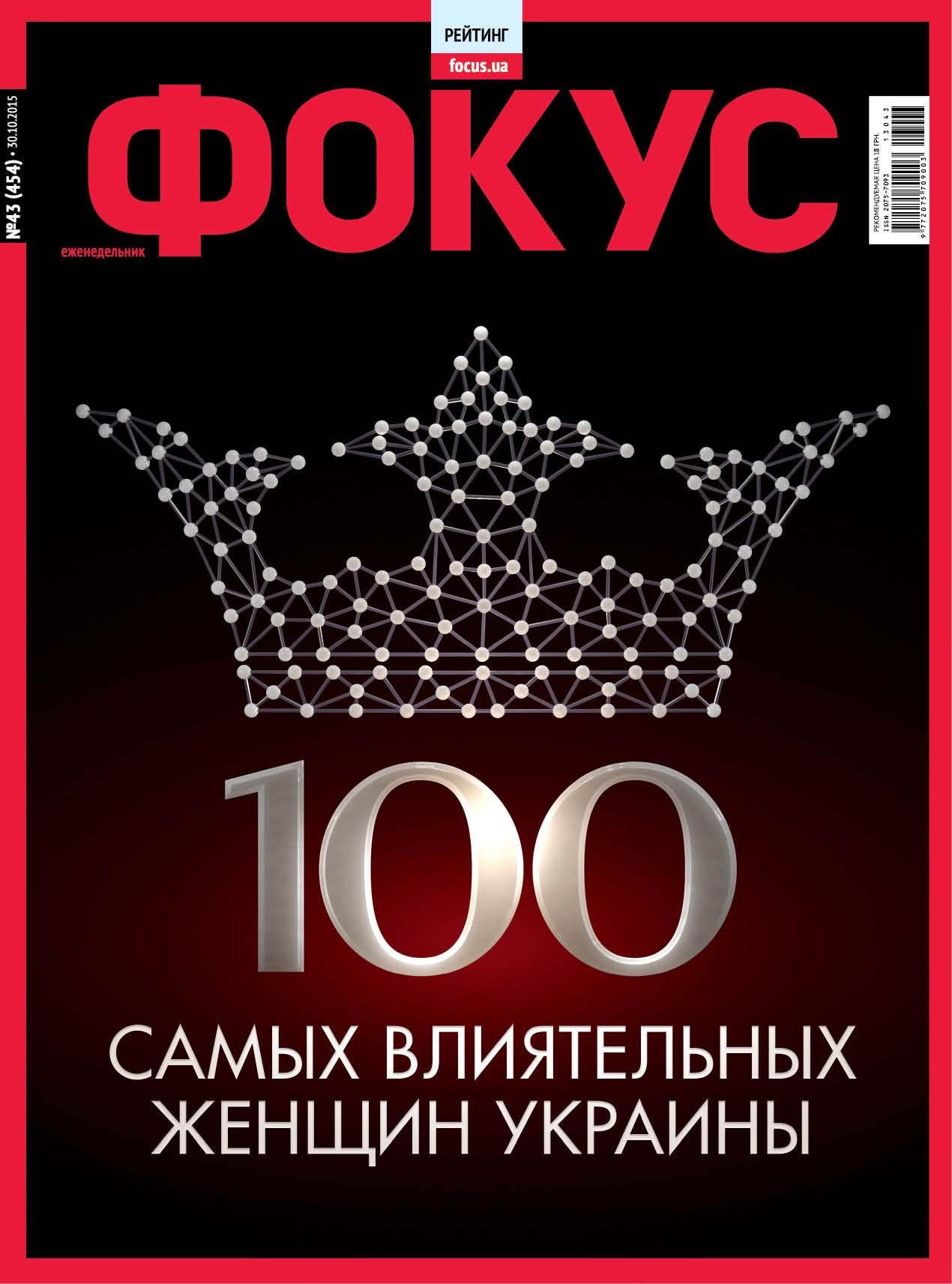 Трюк продемонстрировал рейтинг 100 авторитетных девушек Украины