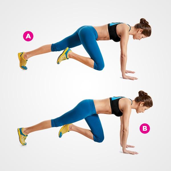 4 секунды данной тренировки сменят час спорта в спортзале