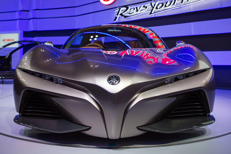 Топ-13 премьер авто-шоу в Токио (ФОТО)