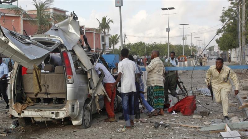Нападение на отель в Сомали: 15 потерянных