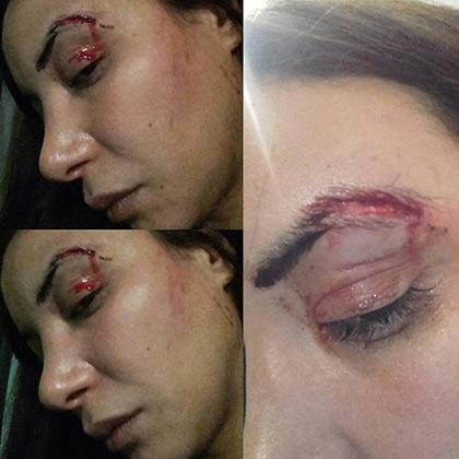 Лубна Абидар стала жертвой верующих фанатиков (ФОТО)