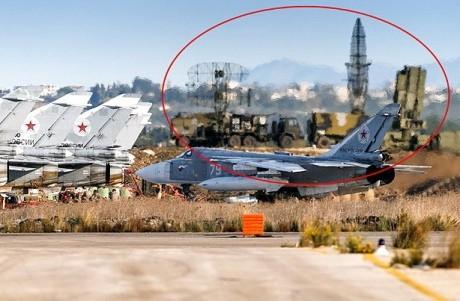 Фото: На боевой основе РФ в Сирии отмечены системы ПВО С-400
