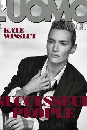 Кейт Уинслет надела мужские виды (ФОТО)