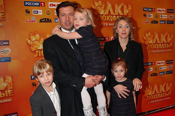 Андрей Мерзликин открыл секрет сильного брака (ФОТО)