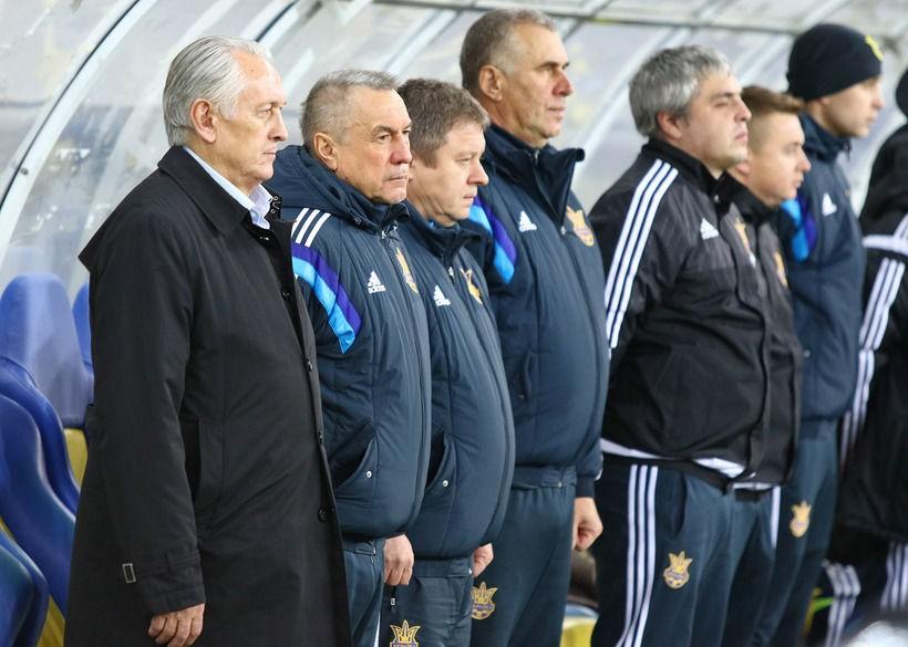 Победа Украины над Словенией была логичной