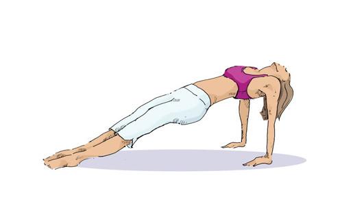 Гимнастика: 5 элементарных упражнений для СМИ