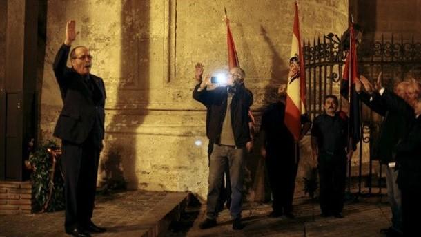В Испании требуют уборать остатки Франко из Равнины Павших