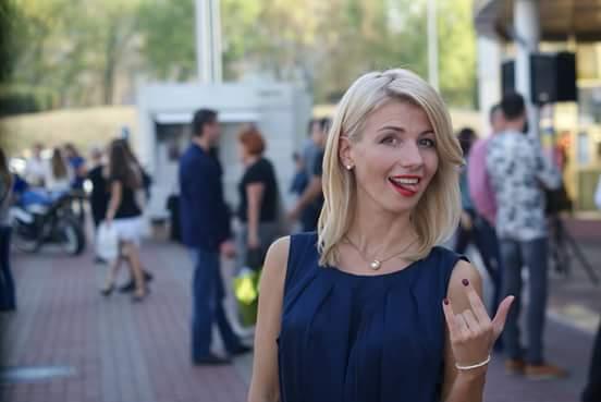 В Киеве убили стилиста Елену Положай