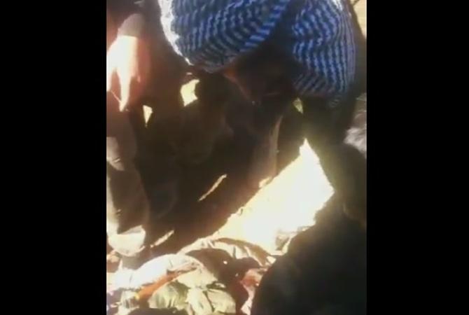 Сирийские повстанцы нашли безжизненного пилота сваленного Су-24