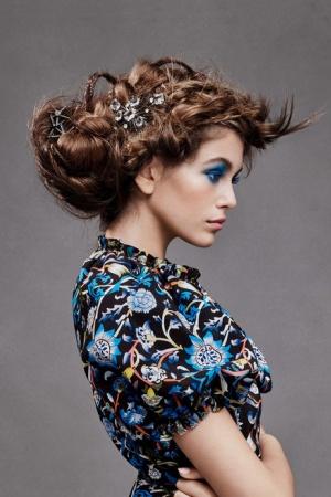 Дочь Синди Кроуфорд снялась для Vogue (ФОТО)
