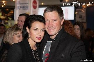 Алексей Кравченко и Вера Борисова повенчались
