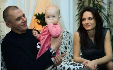 Папой дочки Ивана Петренко считается другой парень
