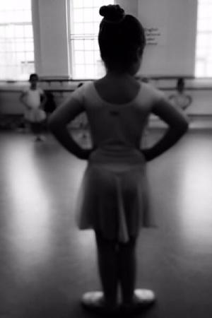 В. Бекхэм растит из дочери танцовщицу (ФОТО)