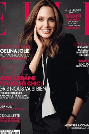 Анджелина Джоли в новой фотосесии (ФОТО)