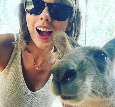 Блейк Лайвли и Тейлор Свифт развлекаются в Австралии (ФОТО)