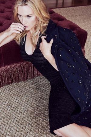 Восхитительная Кейт Уинслет в новой фотосессии (ФОТО)