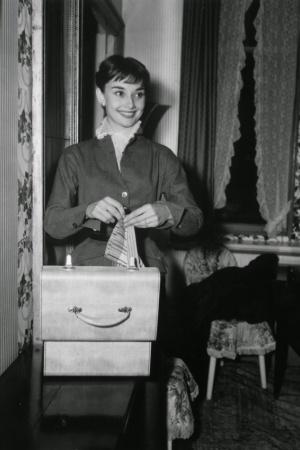 Бесподобная Одри Хепберн (ФОТО)