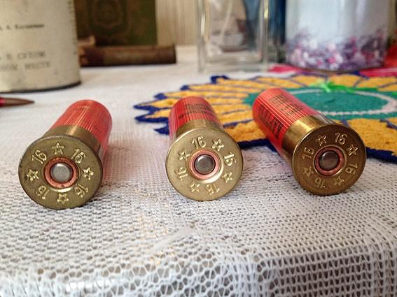 На Волыни у жителя обнаружен арсенал боеприпасов