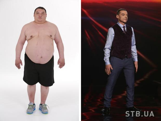 """Победитель """"Зважені та щасливі - 5"""" похудел на 89 кг (фото)"""