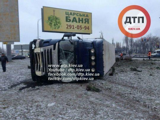 Летальное ДТП на Харьковском: среди потерянных полицейский
