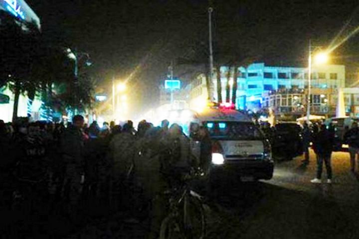 ФОТО: Боевики штурмовали отель в Хургаде: были убиты 3 путешественника