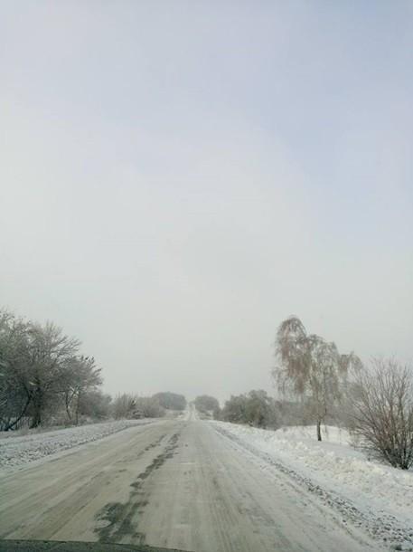 Украина вновь оказалась не готова к снегопаду в зимнюю пору