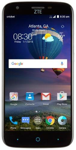 Фото: ZTE Гранд X 3: свежий премиум-смартфон за $130