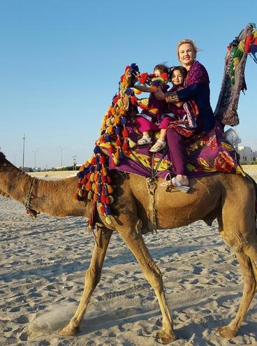 Певица Камалия отдыхала в Пакистане (ФОТО)