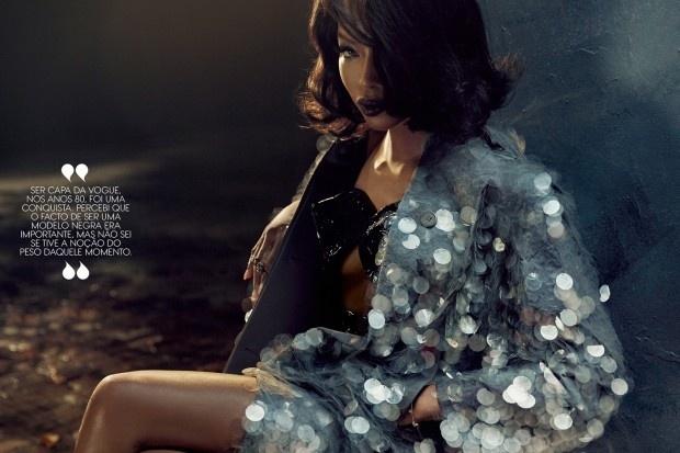 Наоми Кэмпбелл поражает своей красотой (ФОТО)