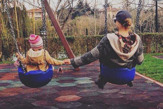 Мерьем Узерли показала дочь (ФОТО)
