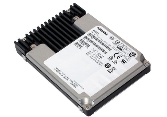 Фото: SSD Toshiba PX04SL с SAS для интенсивных режимов
