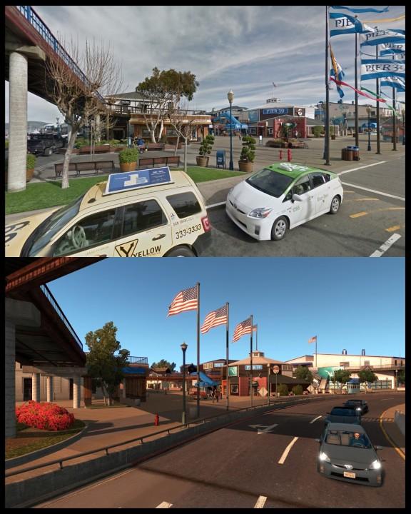 Фото: American Truck Simulator: Сравниваем локации