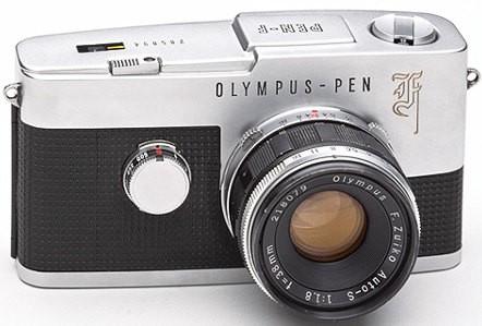 Камера Olympus Pen-F в продаже с середины февраля