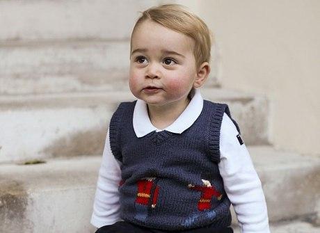 Принц Уильям рискует ради сына безопасностью монархии