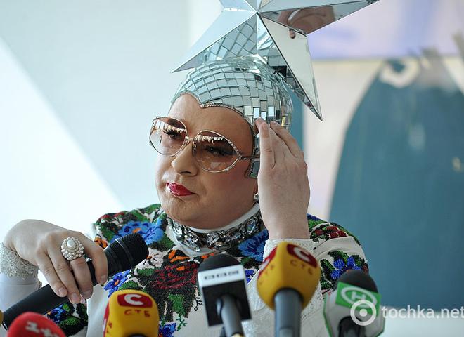 """Данилко дал советы для победы на конкурсе """"Евровидение"""""""