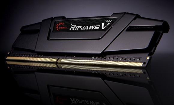 G.Skill  Ripjaws V DDR4-3200: комплекты памяти на 128 ГБ
