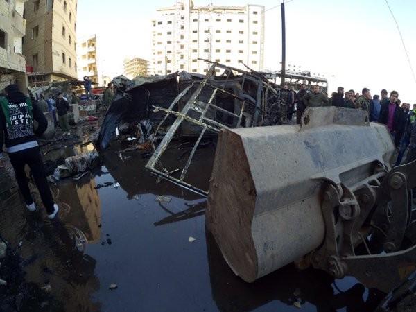 ФОТО: В Дамаске произошел двойной теракт. 60 человек погибли