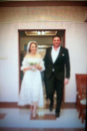 Собчак и Виторган отпраздновали годовщину свадьбы