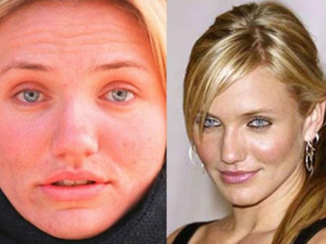 Знаменитости без макияжа и фотошопа (ФОТО)